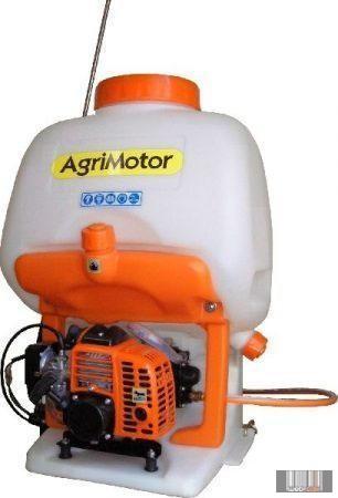 Agrimotor 3WZ-25 Benzinmotoros levegős permetező gép, 2 ütemű 26 cm3 - es motor
