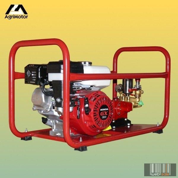 Agrimotor PSB-359 Telepíthető benzinmotoros permetező dupla szett