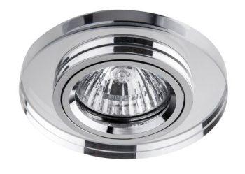 Rábalux 1148 Spot fashion Ráépíthető és Beépíthető lámpa