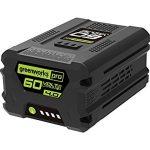 GreenWorks 2918407 G60B4 60 V-os LI-Ion akkumulátor 4 Ah