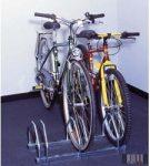 Kerékpárállvány, 3 db kerékpár tárolására 3773