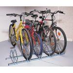 Kerékpártároló állvány, 5 változó állással 3774