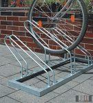 Kerékpárállvány, 3 db kerékpár tárolására 4039