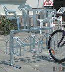 Kerékpárállvány, 3x2 db kerékpár tárolására 4041