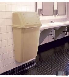 Belső, falra rögzíthető hulladékgyűjtő csapóajtóval 57 l 4805