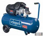 Scheppach HC 100 dc olajkenésű kompresszor
