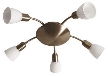 Rábalux 6310 Soma Mennyezeti lámpa