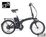 Lexi elektromos kerékpár, szürke