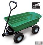 GA 125 teherbíró kerti kocsi