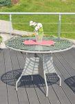 Royal Big rattan asztal, nature