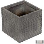 Stone Cube virágcserép 30x30x28.5cm