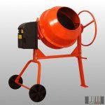AGRIMOTOR, Altrad 130 Literes betonkeverő gép 130L 800W B1308FK 130 literes betonkeverő Altrad MLZ 130 NG, B1308-FK