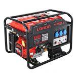 Loncin LC6500 Generátor, áramfejlesztő