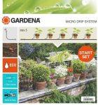 Gardena MD indulókészlet _x000D_ cserepes növényekhez S méret