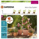 Gardena MD bővítő készlet cserepes növényekhez L méret