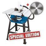 SCHEPPACH HS 81 S Special Edition - asztali körFűrész