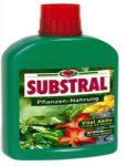 Substral tápoldat szobanövényekhez 500ml 10100