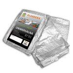 Ponyva, ezüst 2x3 m, 120gr/nm (A névleges mérettől a valós méreteltérés akár 5%