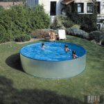 Adria kombi medence D 3,5x0,9 m