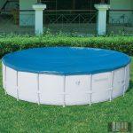 Védőtakaró - 5,49 m fémvázas medencéhez