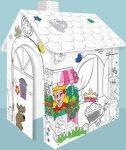 Mochtoys színezhető házikó