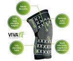 VivaFit Mágneses térdszorító turmalinnal-XL