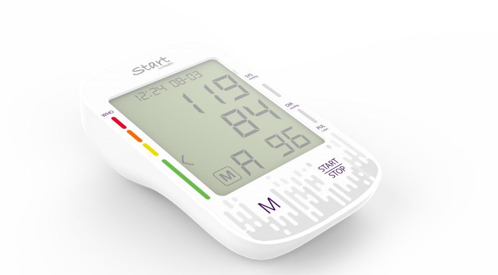 Homemedical iHealth BPA klasszikus felkaros vérnyomásmérő..