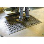 Worksafe padlórács (fekete) 3165