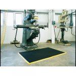 Workstation Standar padlórács (fekete/sárga) 3166