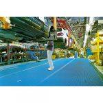 CobaMat Standard padlórács (kék) 3169