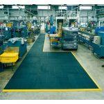 Solid Fatigue Step padlórács (fekete) 3174