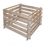 Fa komposztáló edény (100cm) - Basic 3705