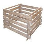 Fa komposztáló edény (120cm) - Pro 3706
