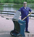 SKIPPER takarítókocsi