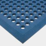 Worksafe Blue padlórács, kék 4194