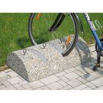 Kerékpárállvány betonból 4656