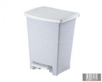 Belső műanyag hulladékgyűjtő, szemetes lábpedállal 24 l 7279