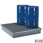GK4238 220 l üvegszövetbetétes gyűjtőkád