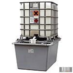 GK4239 1000 l üvegszövetbetétes gyűjtőkád 1 db IBC