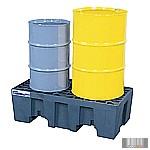 GK4676 250 l műanyag gyűjtőkád