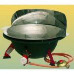 Agrimotor kerti grillsütő KK 2002
