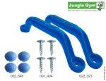 Kapaszkodó szett - Jungle Gym kék 201260