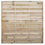 Kerítés - Klassik 180 x 180 cm