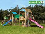 Kerti játszótér - Jungle Gym Paradise 1 játszótornyok