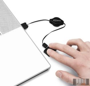 Typhoon MO-100 nano notebook egér