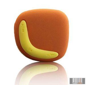 Lenco XEMIO-244 Sun 2 GB mp3 lejátszó (sárga)