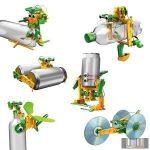 Powerplus Solar Recycler napelemes újrahasznosított 6/1 játék