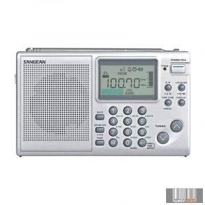 Sangean ATS-405 FM/AM/SW professzionális digitális szintézeres többsávos világvevő rádió