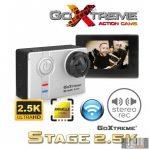 Easypix GoXtreme Stage 2.5K Ultra HD sport kamera (Music edition)