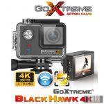 Easypix GoXtreme BlackHawk 4K Ultra HD sport kamera